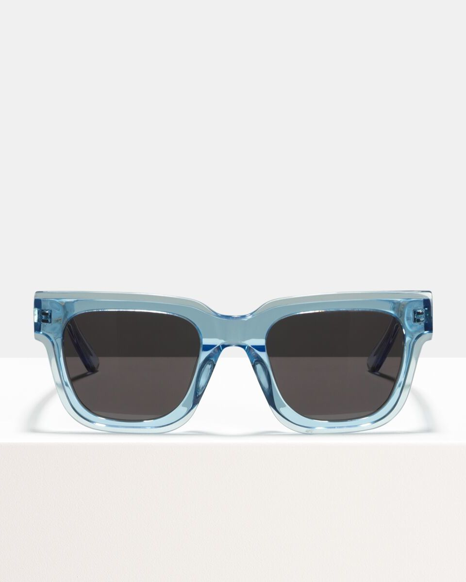 Allen bio acetate glasses in Sky Blue by Ace & Tate