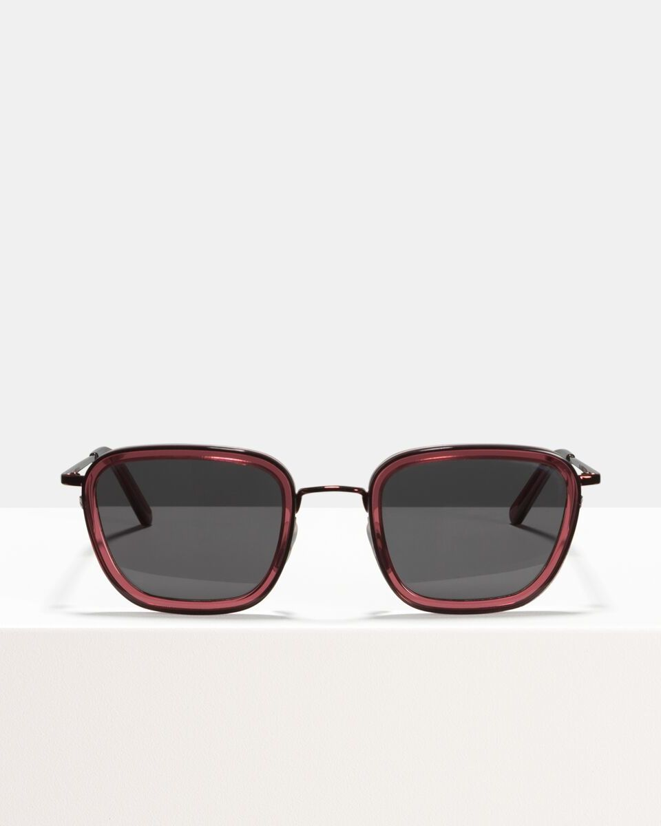 Ringo combinación glasses in Red Velvet by Ace & Tate