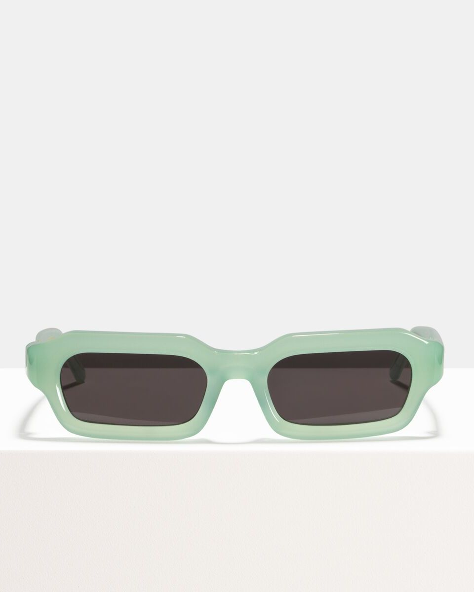 Stef acetate glasses in Mint by Ace & Tate