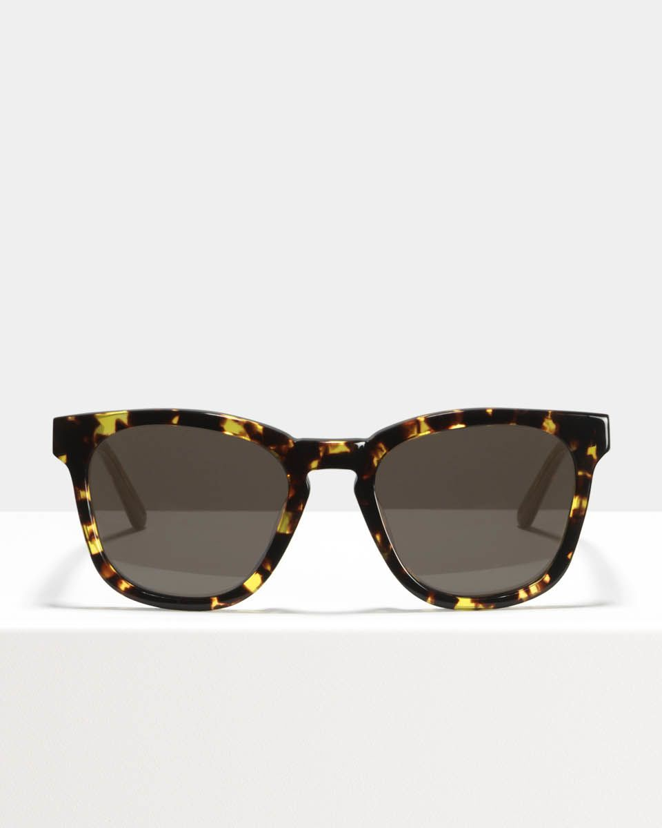 Dexter acetate glasses in On Fire by Ace & Tate