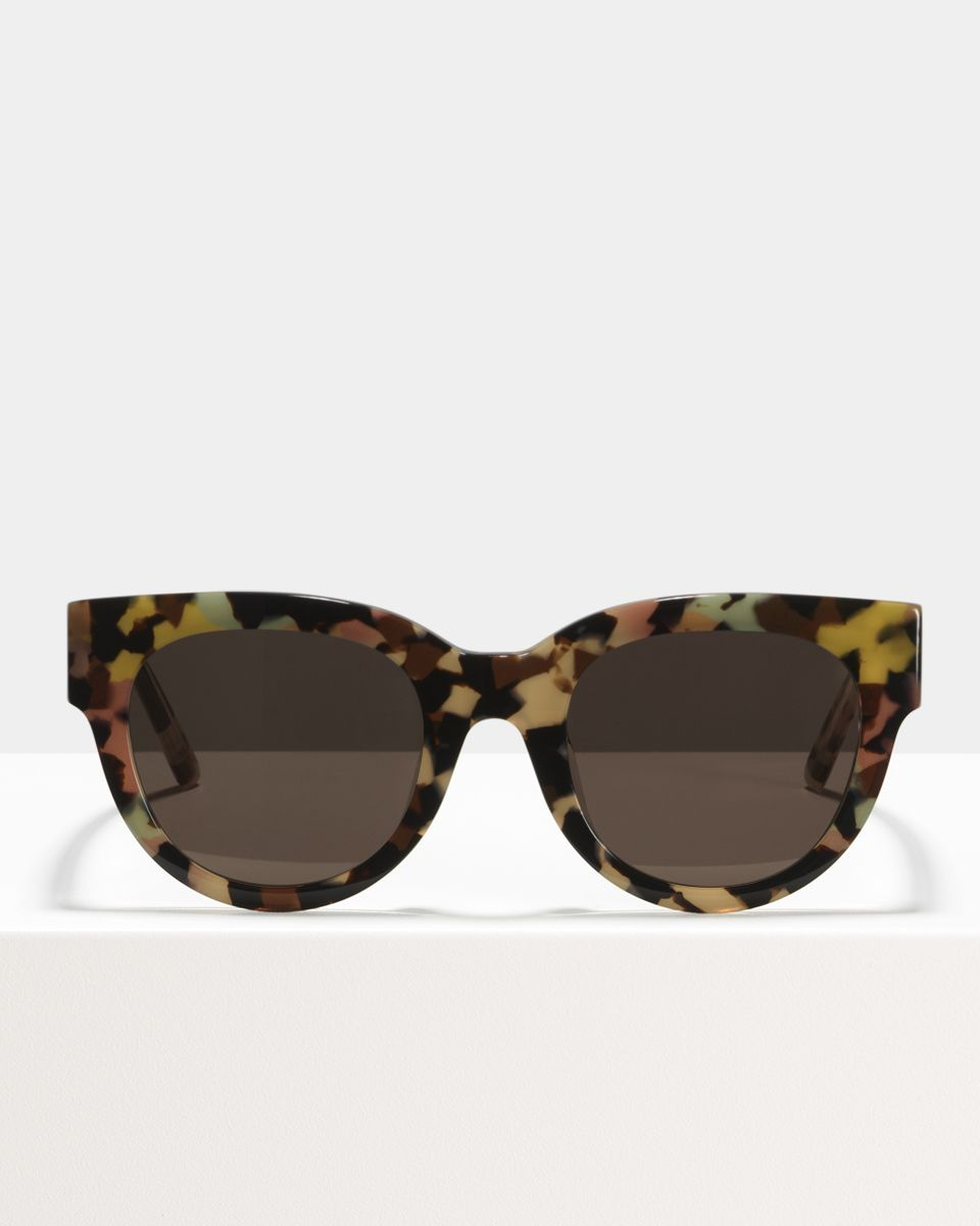 Heather acetate glasses in Inferno by Ace & Tate