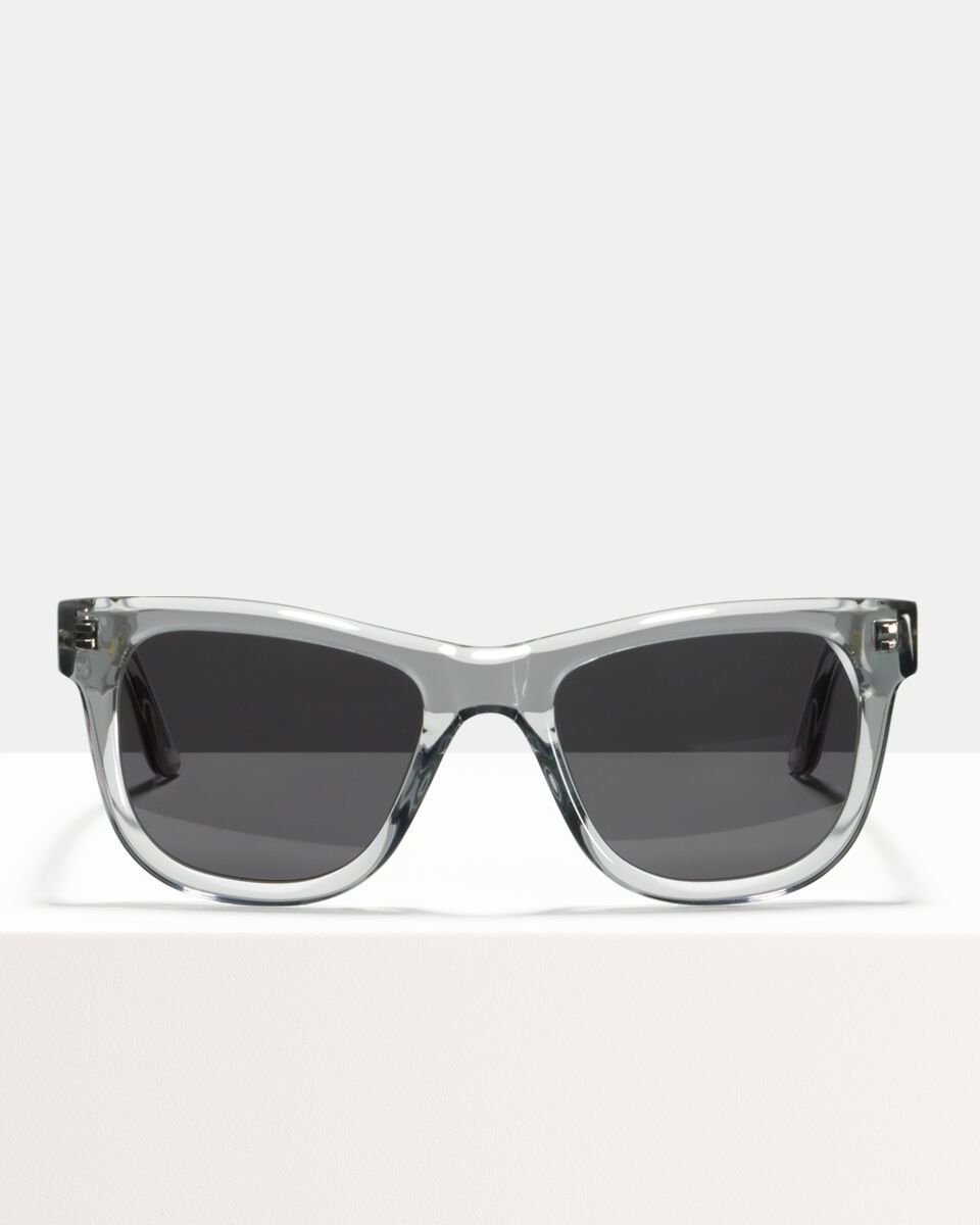 Jack Large acetato glasses in Smoke by Ace & Tate