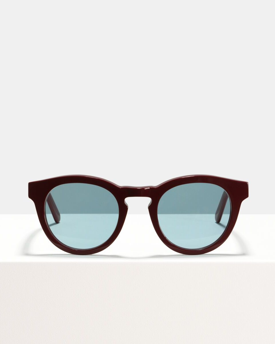Byron recycled glasses in Lava by Ace & Tate