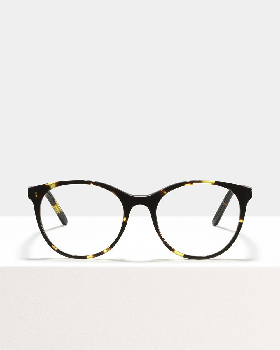 Lily acetato glasses in On Fire by Ace & Tate