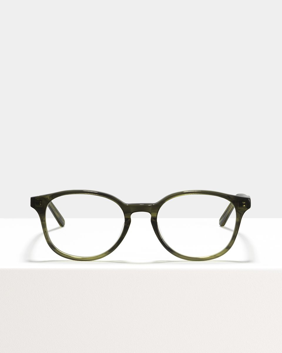 Ryan bio acetate glasses in Botanical Haze by Ace & Tate