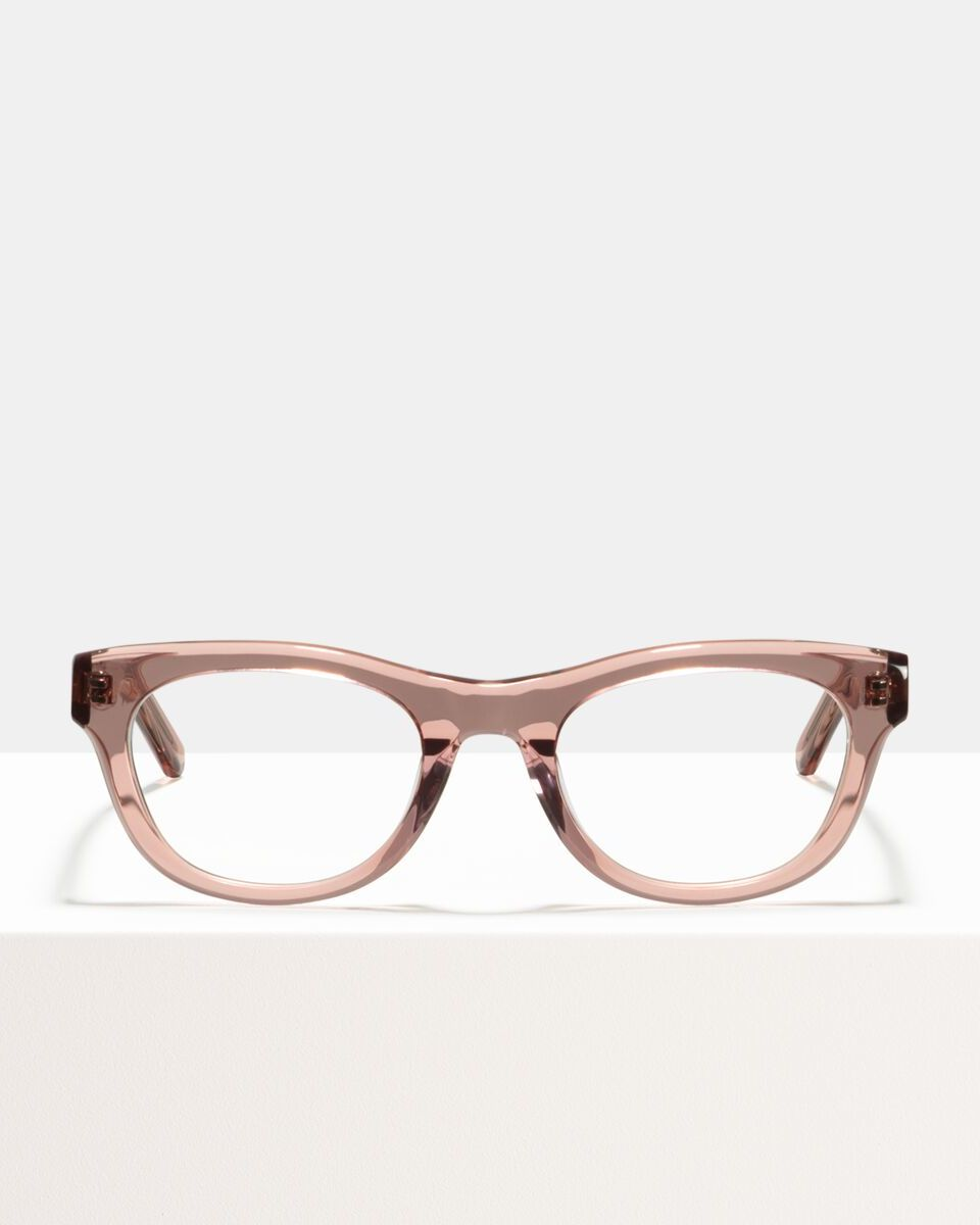 Michelle acetate glasses in Blush by Ace & Tate
