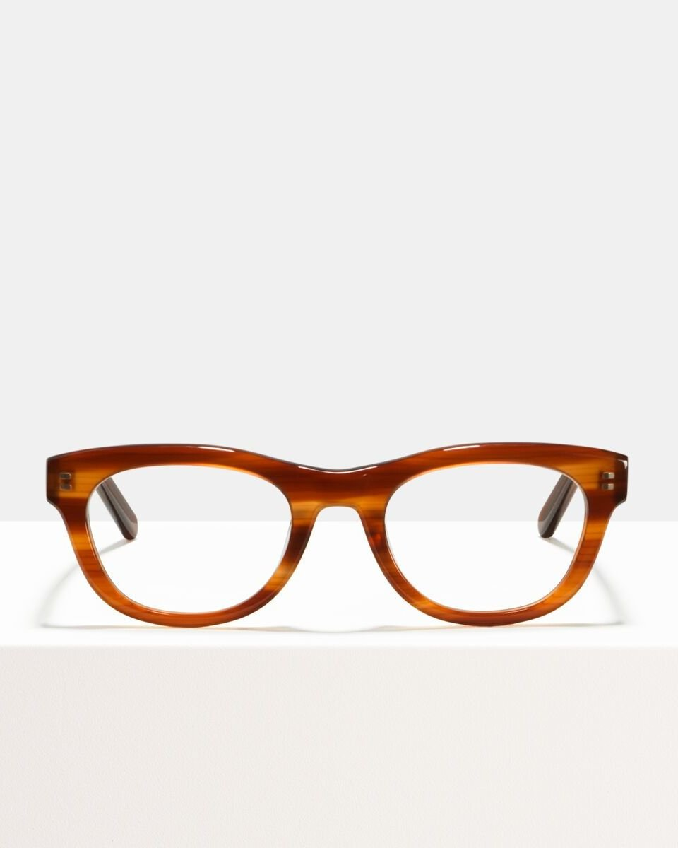 Ace & Tate Glasses |  acetate in Brown