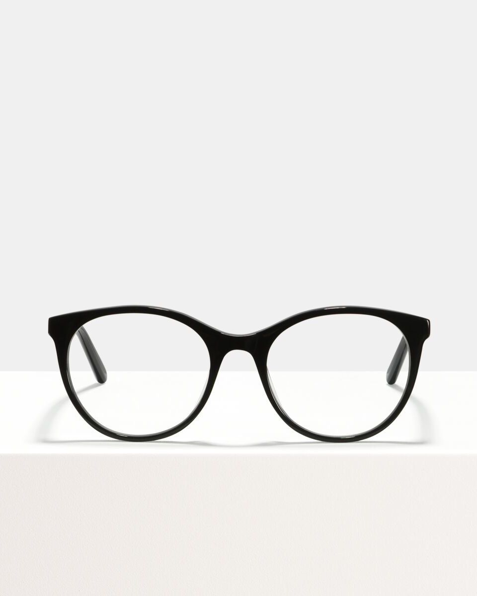 Lily acetate glasses in Black by Ace & Tate