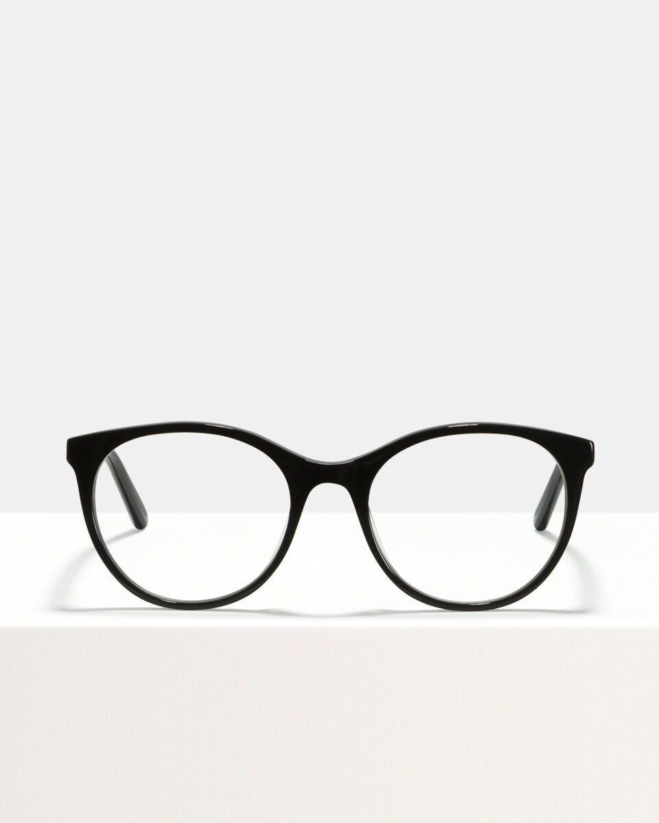 Lily acetaat glasses in Black by Ace & Tate