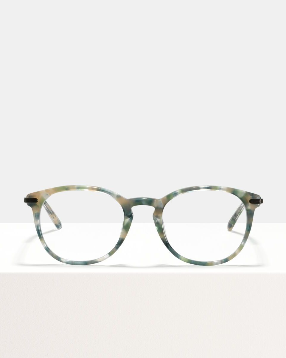 Franck acetate glasses in Concrete Jungle by Ace & Tate