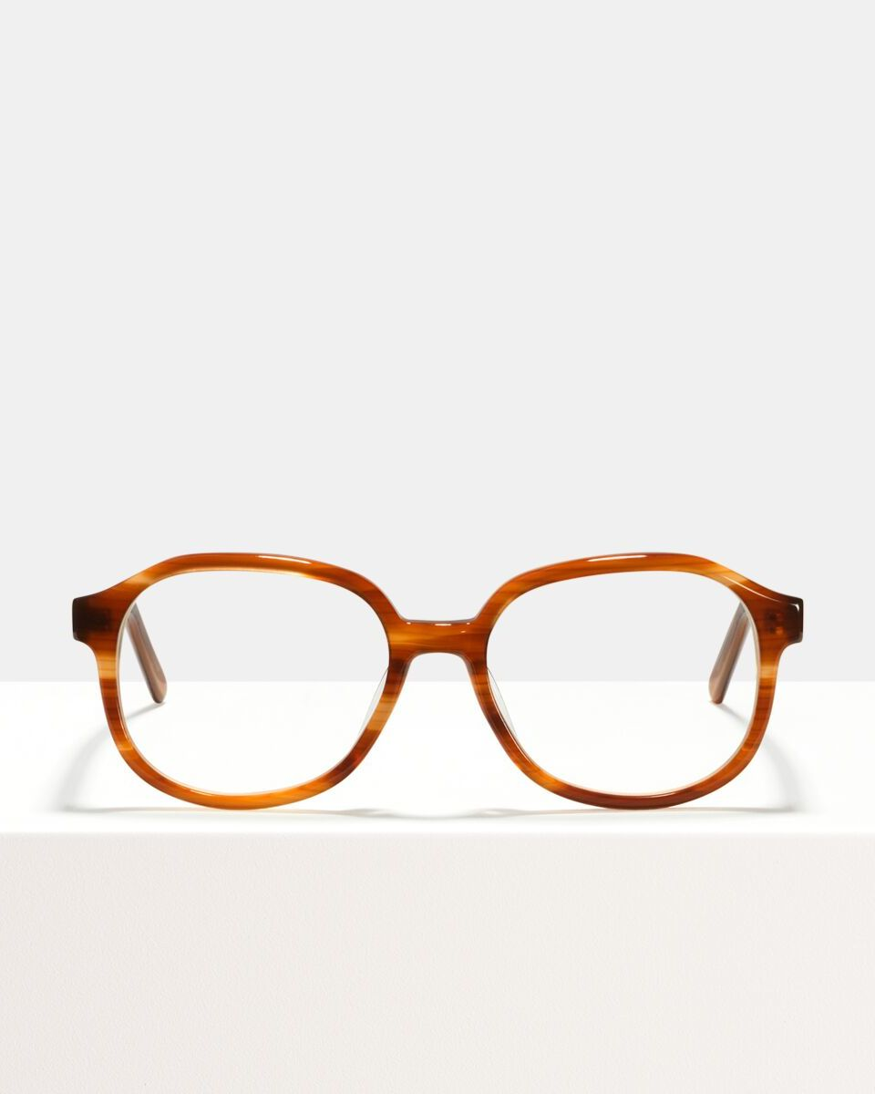 Jourdan Acetat glasses in Alderwood by Ace & Tate