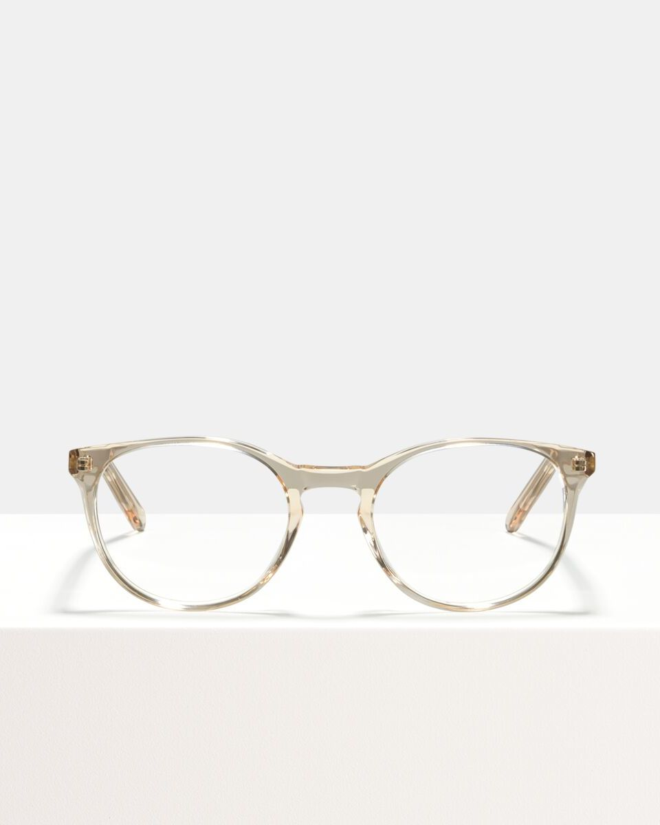Miles acetaat glasses in Fizz by Ace & Tate