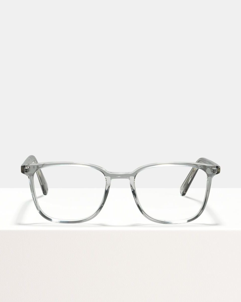 Nelson acetaat glasses in Smoke by Ace & Tate