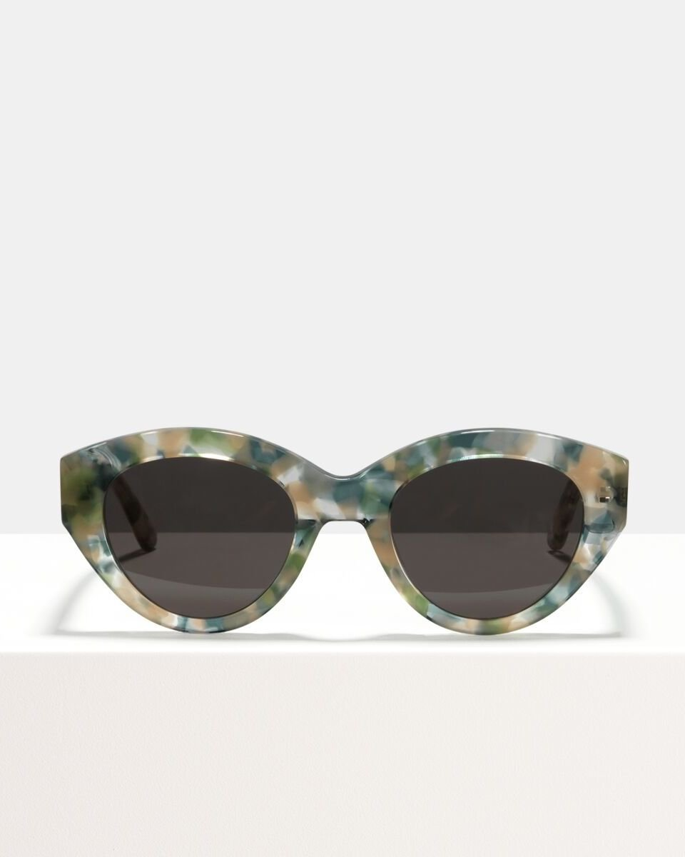 Lauryn acetaat glasses in Concrete Jungle by Ace & Tate