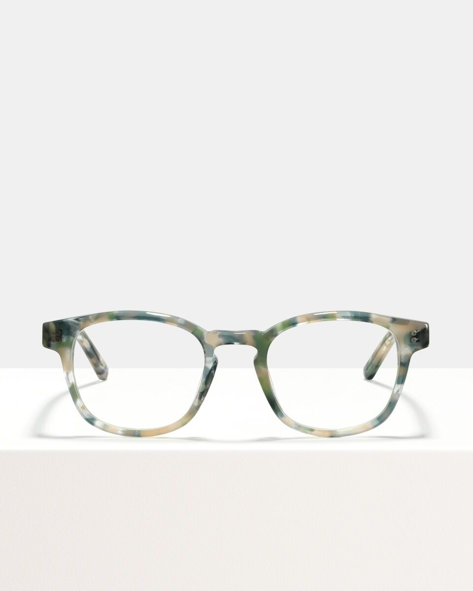 Alfred acetaat glasses in Concrete Jungle by Ace & Tate