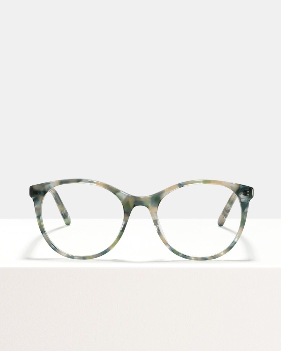 Lily acetaat glasses in Concrete Jungle by Ace & Tate