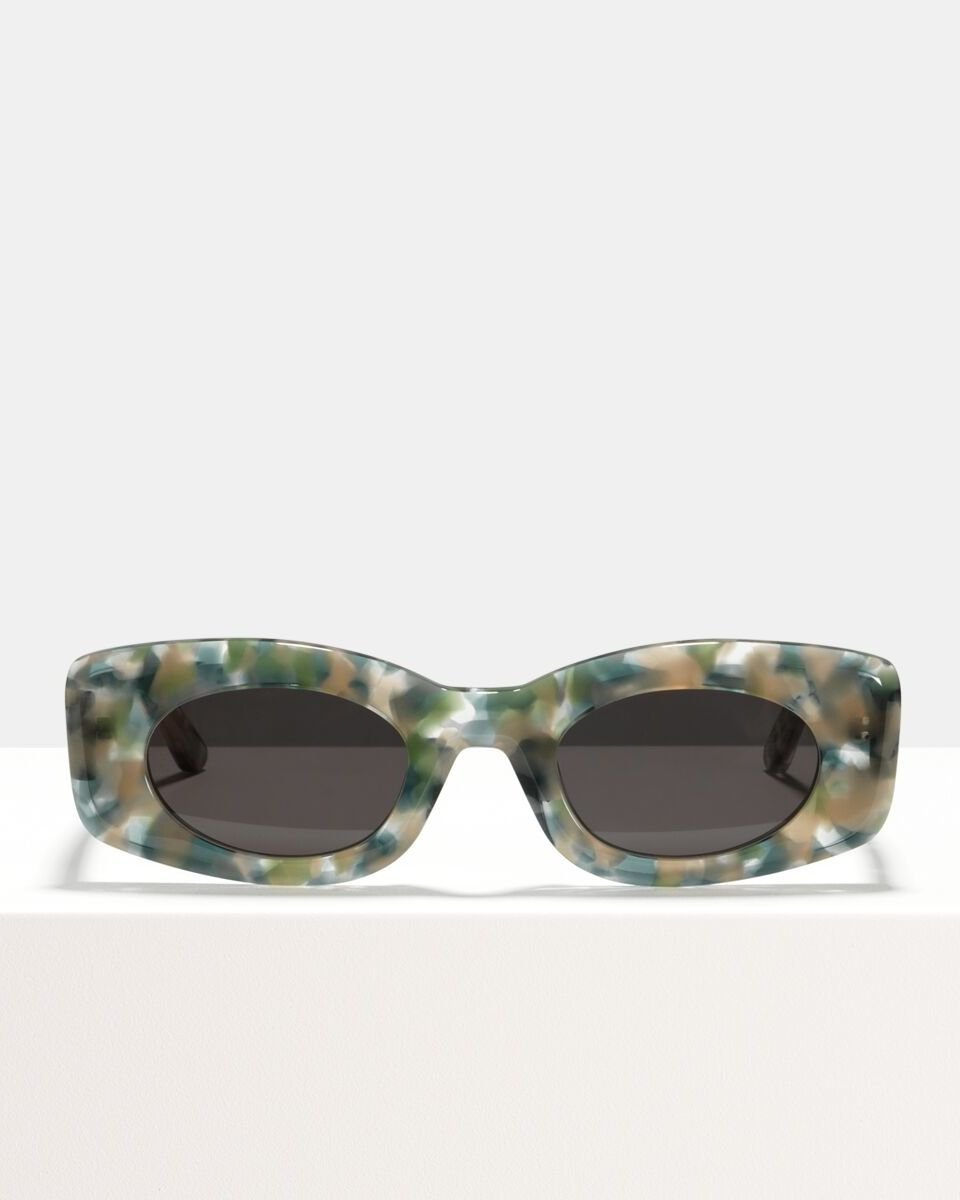 Rocky acetate glasses in Concrete Jungle by Ace & Tate