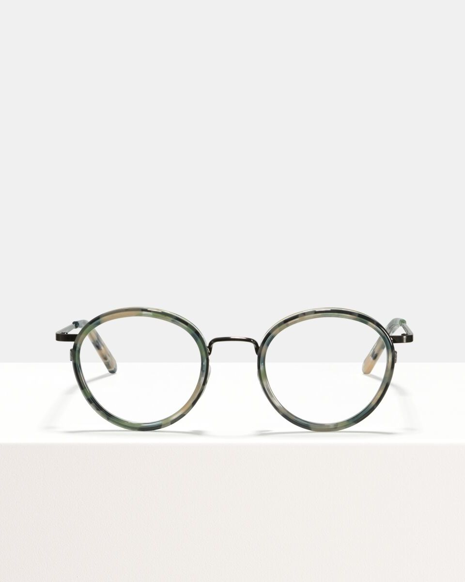 Tyler acetate glasses in Gunmetal Concrete Jungle by Ace & Tate