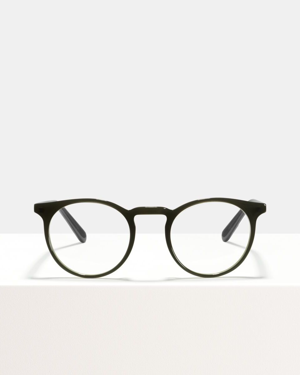 Roth acetate glasses in Terrain by Ace & Tate