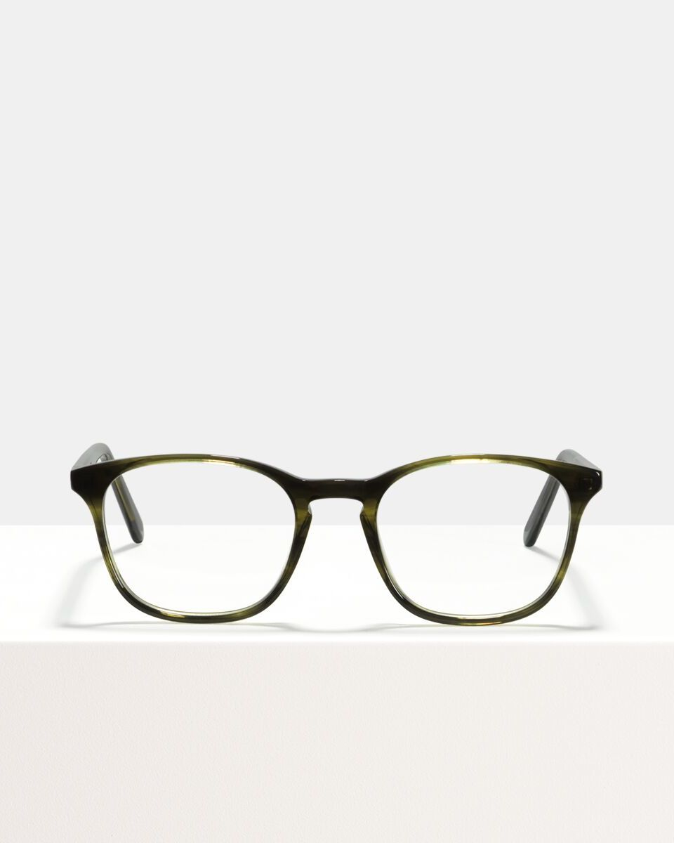 Wilson acetato glasses in Botanical Haze by Ace & Tate