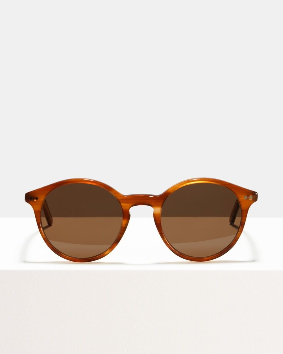 Monty Acetat glasses in Alderwood by Ace & Tate