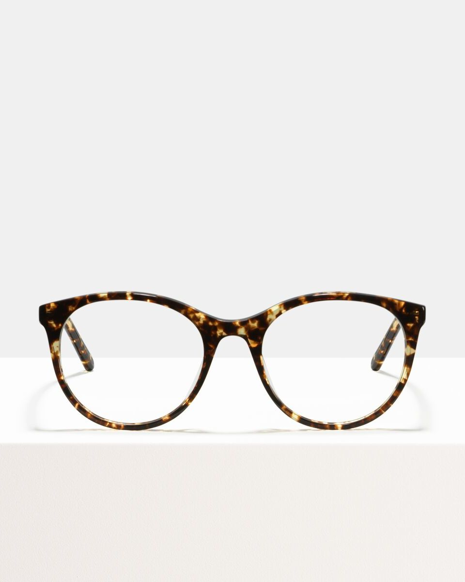 Lily Acetat glasses in Chocolate Chip by Ace & Tate