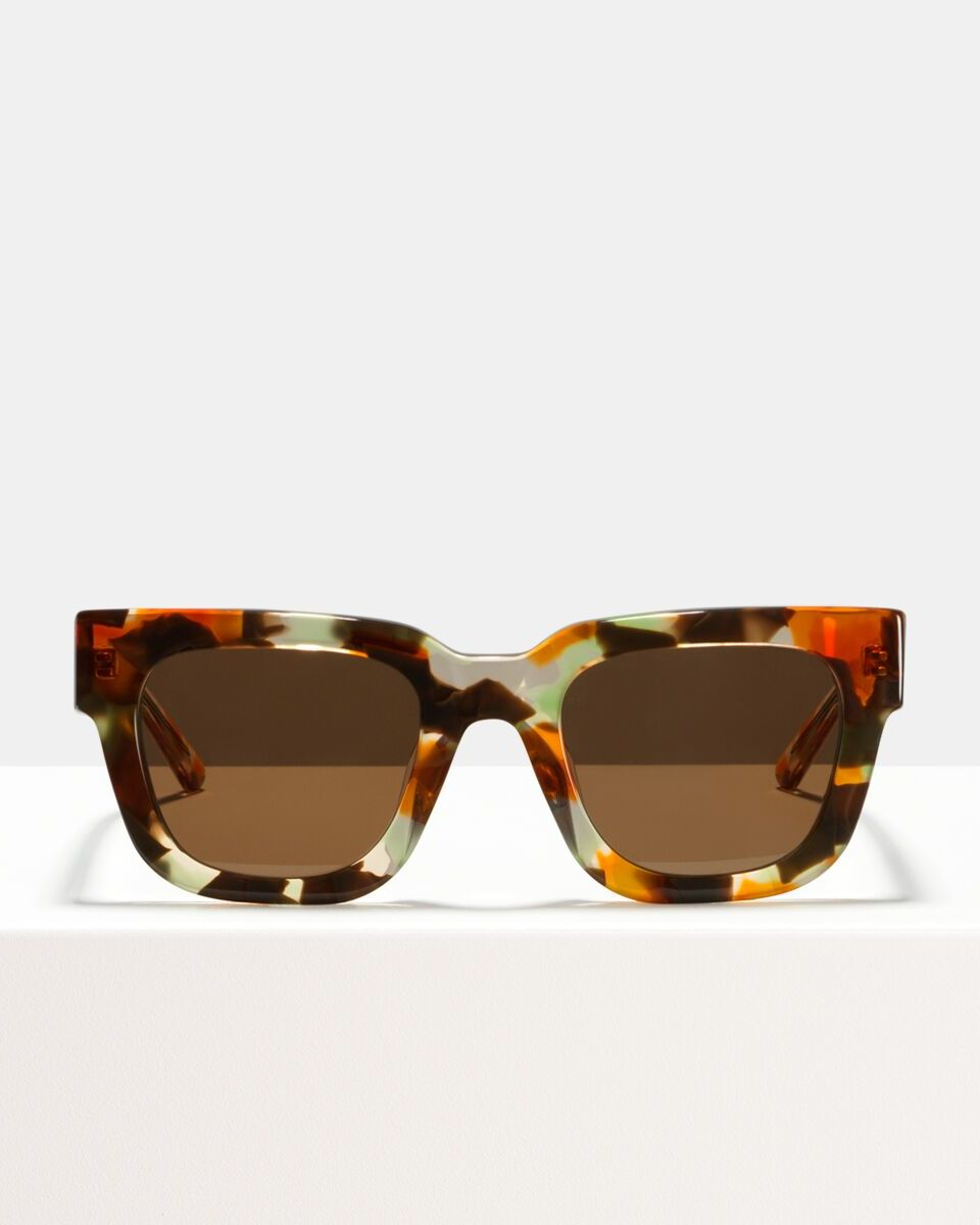 Allen acetato glasses in Downtown by Ace & Tate