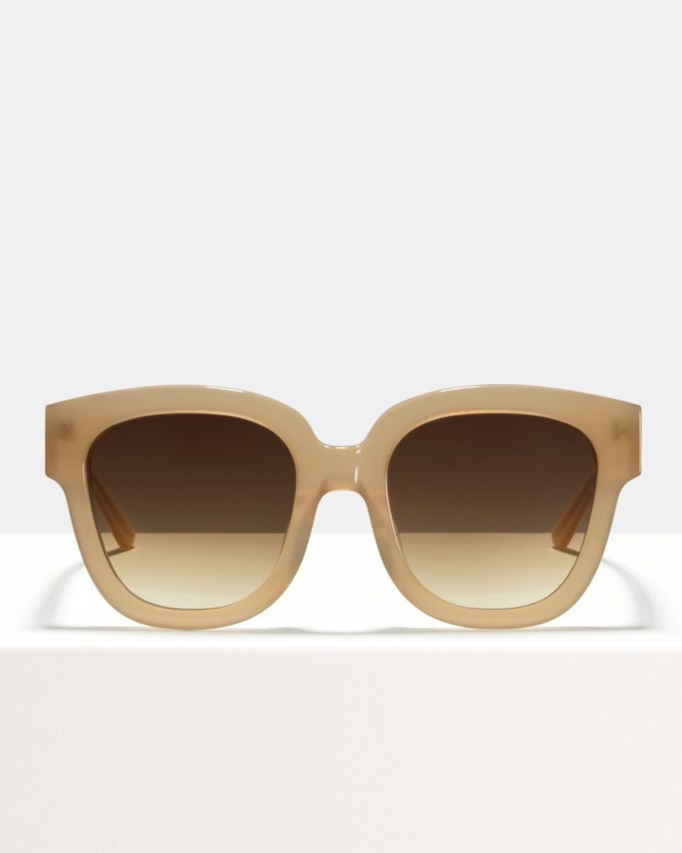Harper acetate glasses in Cashew by Ace & Tate