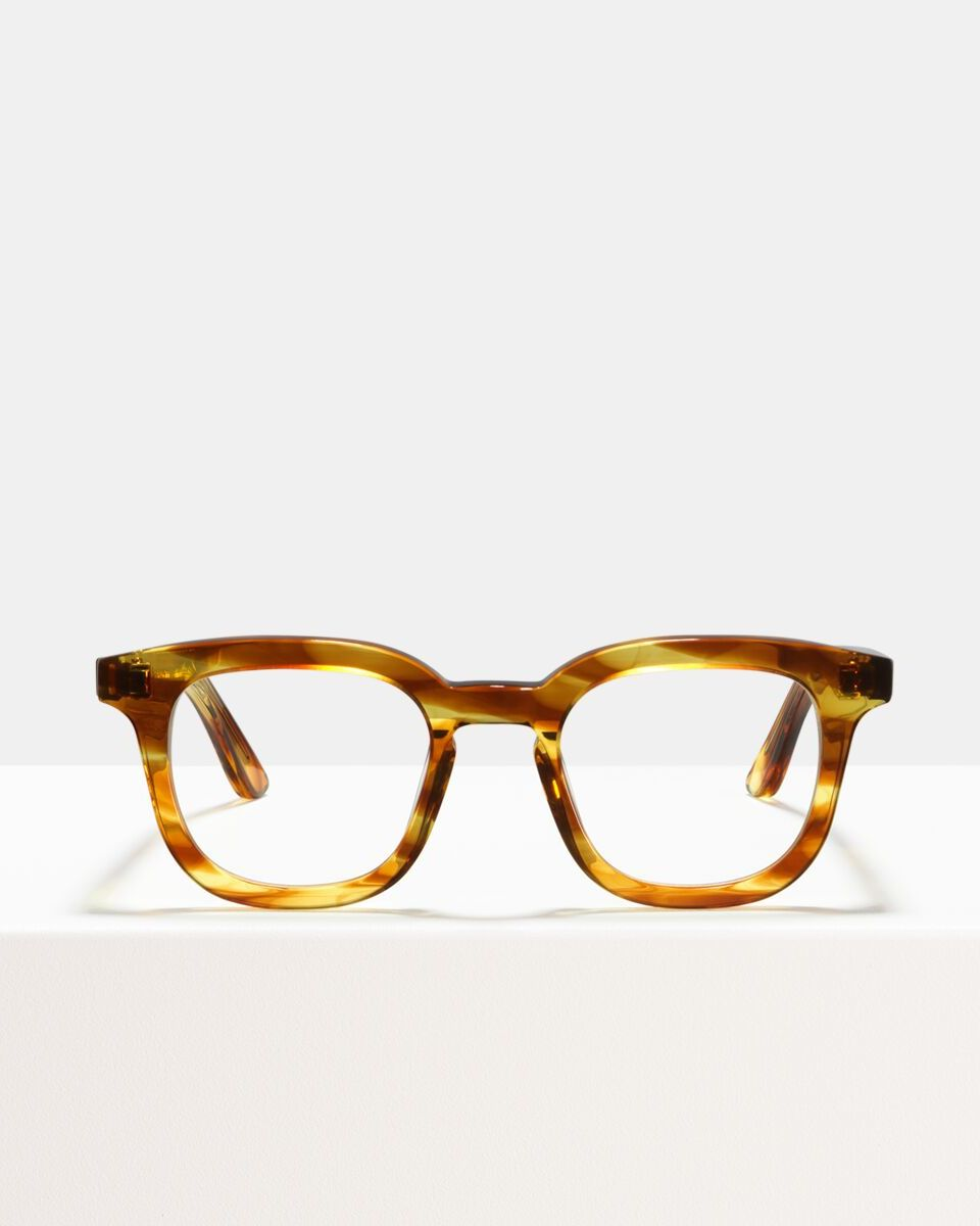 Bobby Large Acetat glasses in Caramel Havana by Ace & Tate