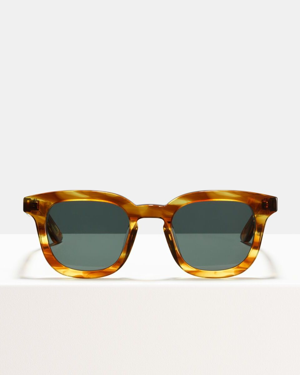 Bobby Large acetate glasses in Caramel Havana by Ace & Tate