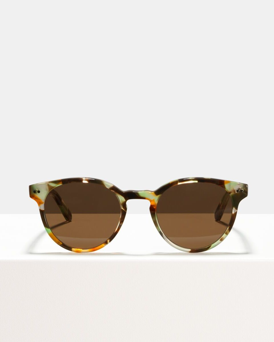 Pierce Extra Large acetato glasses in Downtown by Ace & Tate