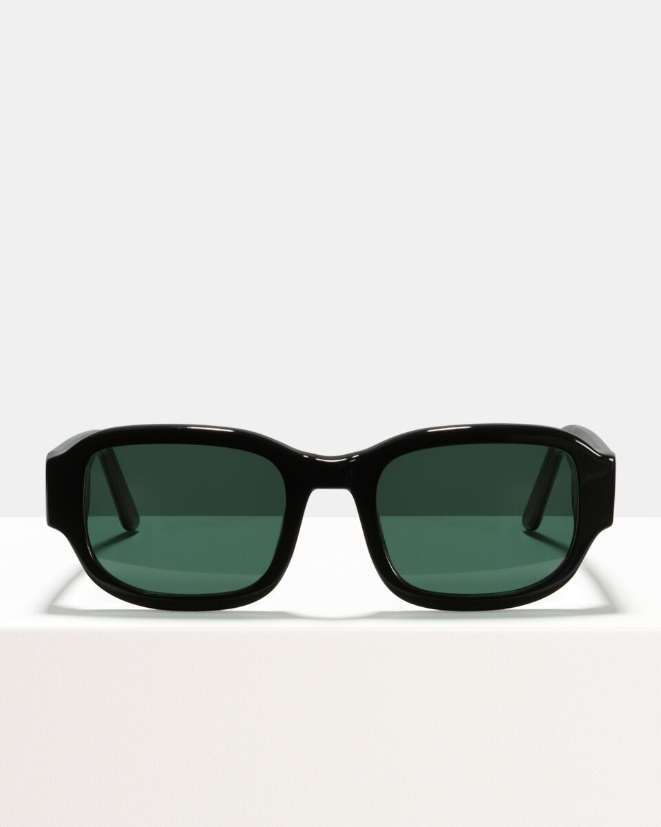 Tom acetato glasses in Black by Ace & Tate