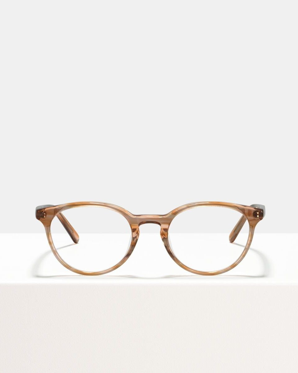 Max acetato glasses in Sunset by Ace & Tate