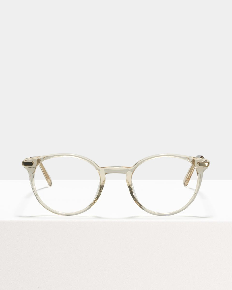 Morris Small acetate glasses in Fizz by Ace & Tate