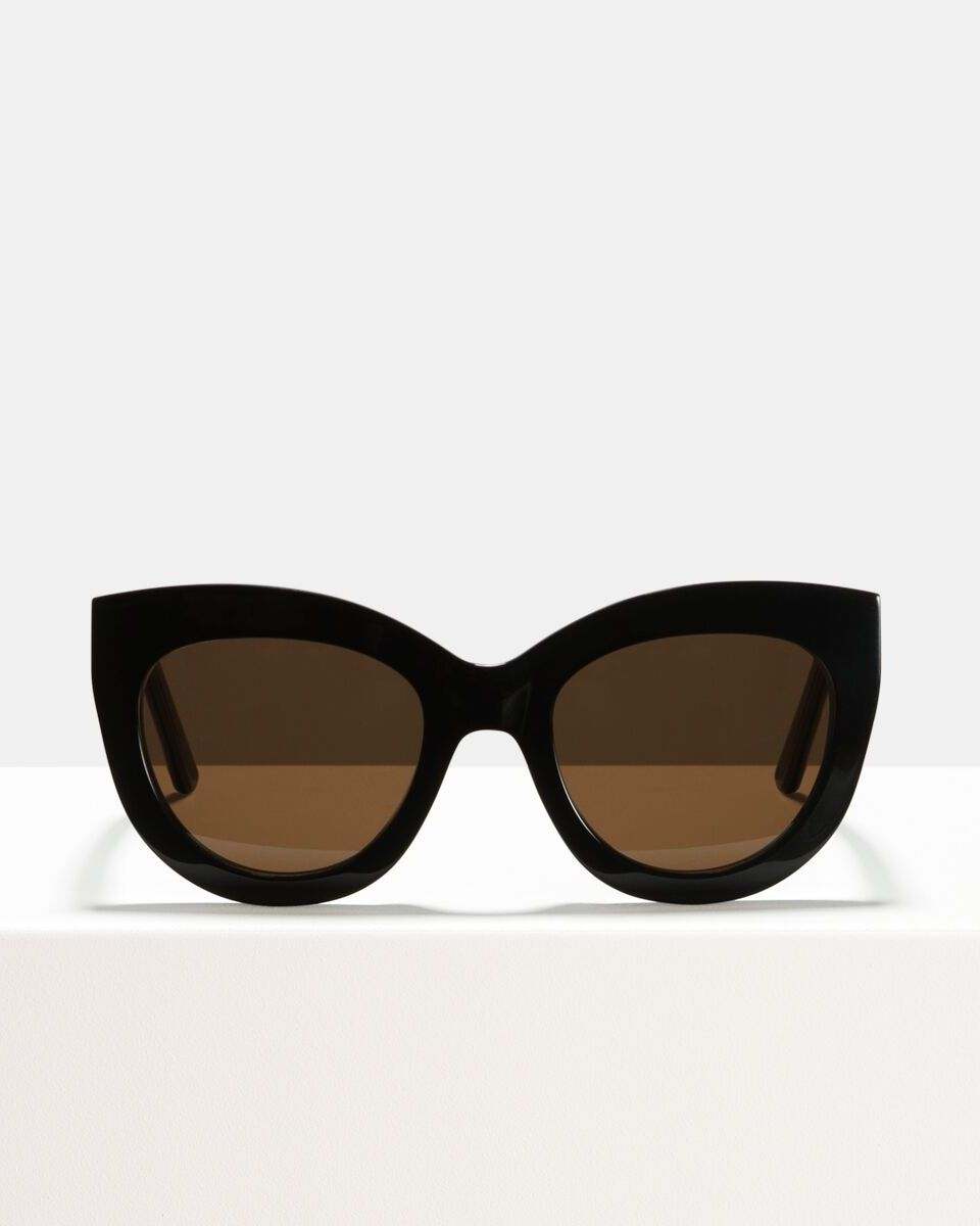 Vic acetate glasses in Black by Ace & Tate