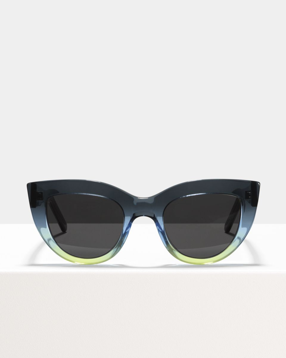 Capri Large acétate glasses in Horizon by Ace & Tate