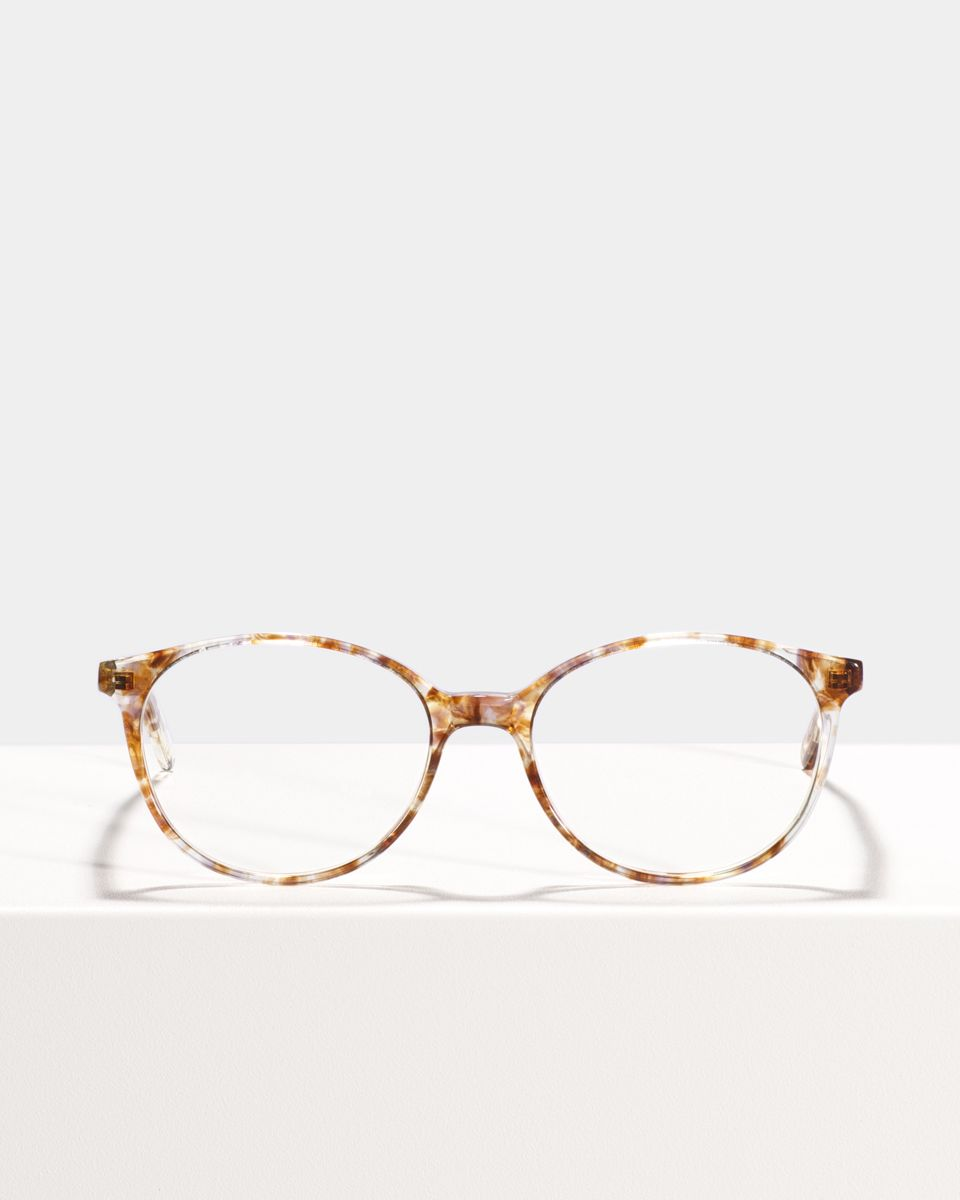 Nina Small Acetat glasses in Gold Dust by Ace & Tate