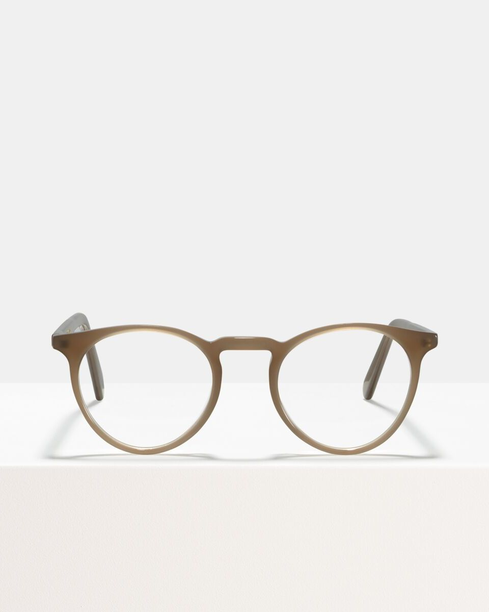 Roth Acetat glasses in Greyhound Grey by Ace & Tate