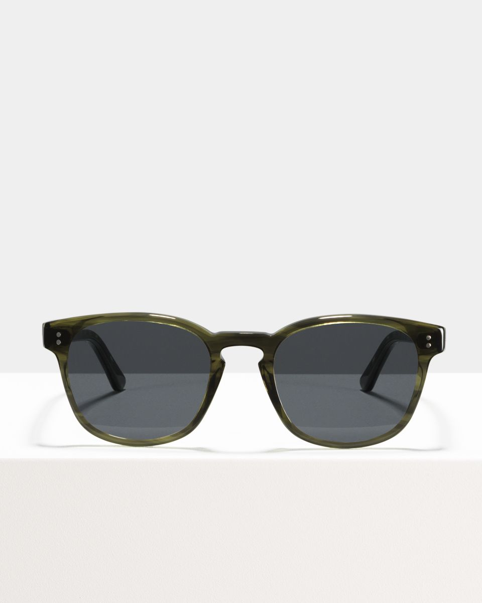 Alfred Large acetate glasses in Botanical Haze by Ace & Tate