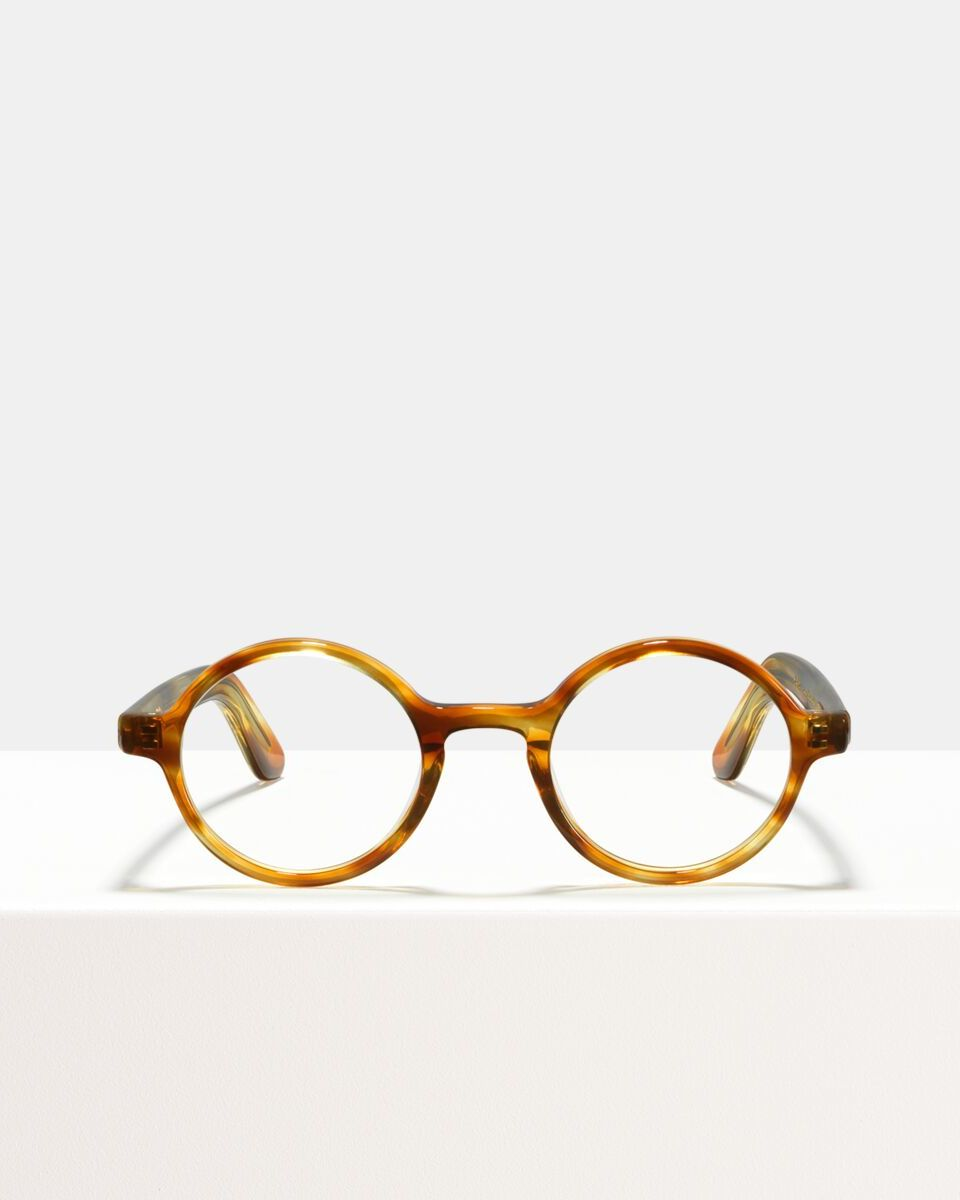 Charles acetate glasses in Caramel Havana by Ace & Tate