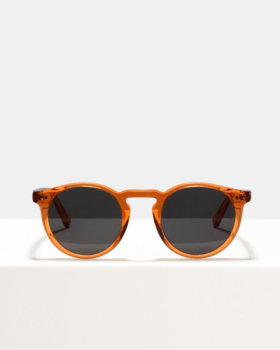Ace & Tate Sunglasses | rund Acetat in Orange