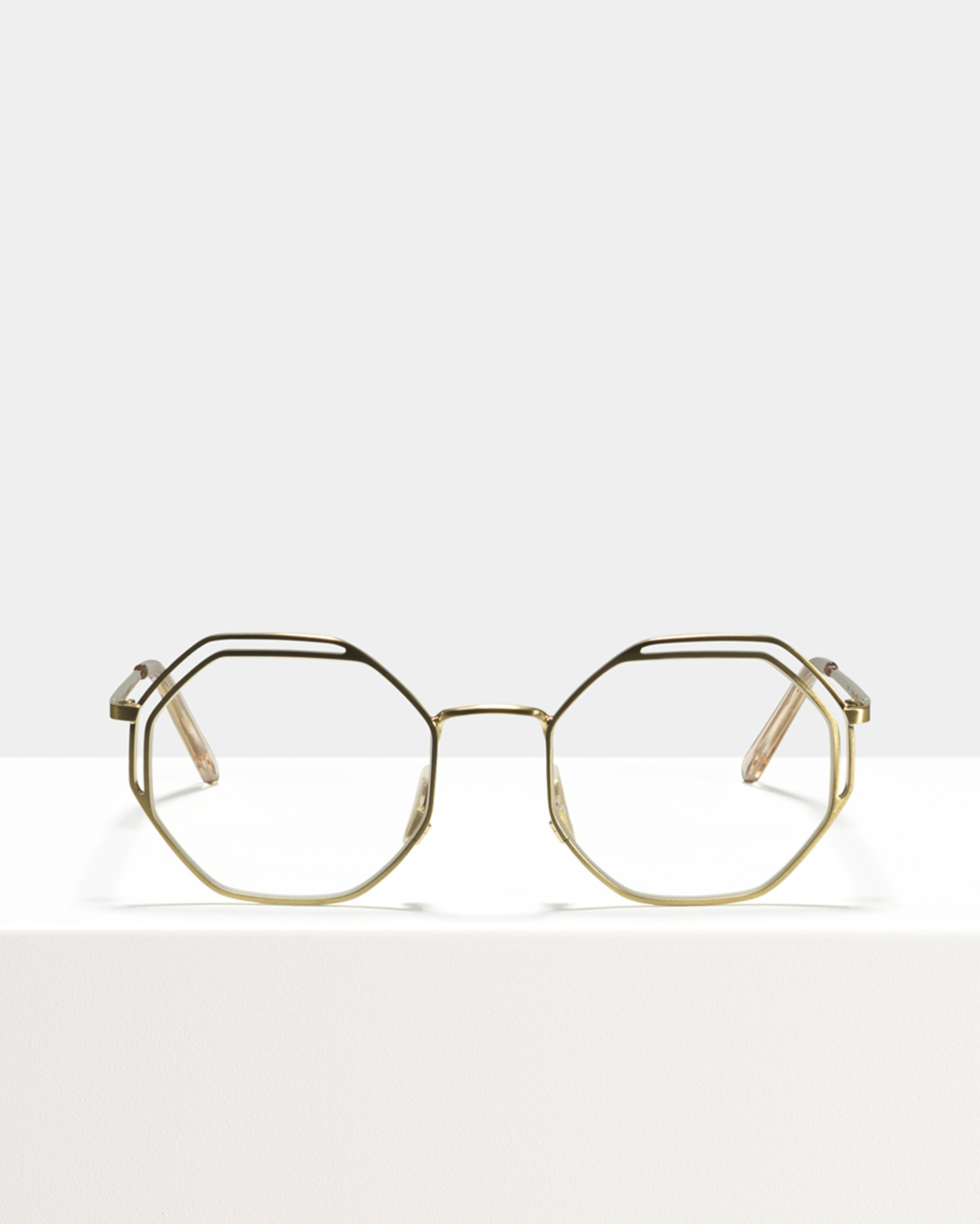 Ace & Tate Glasses |  metaal in Goud