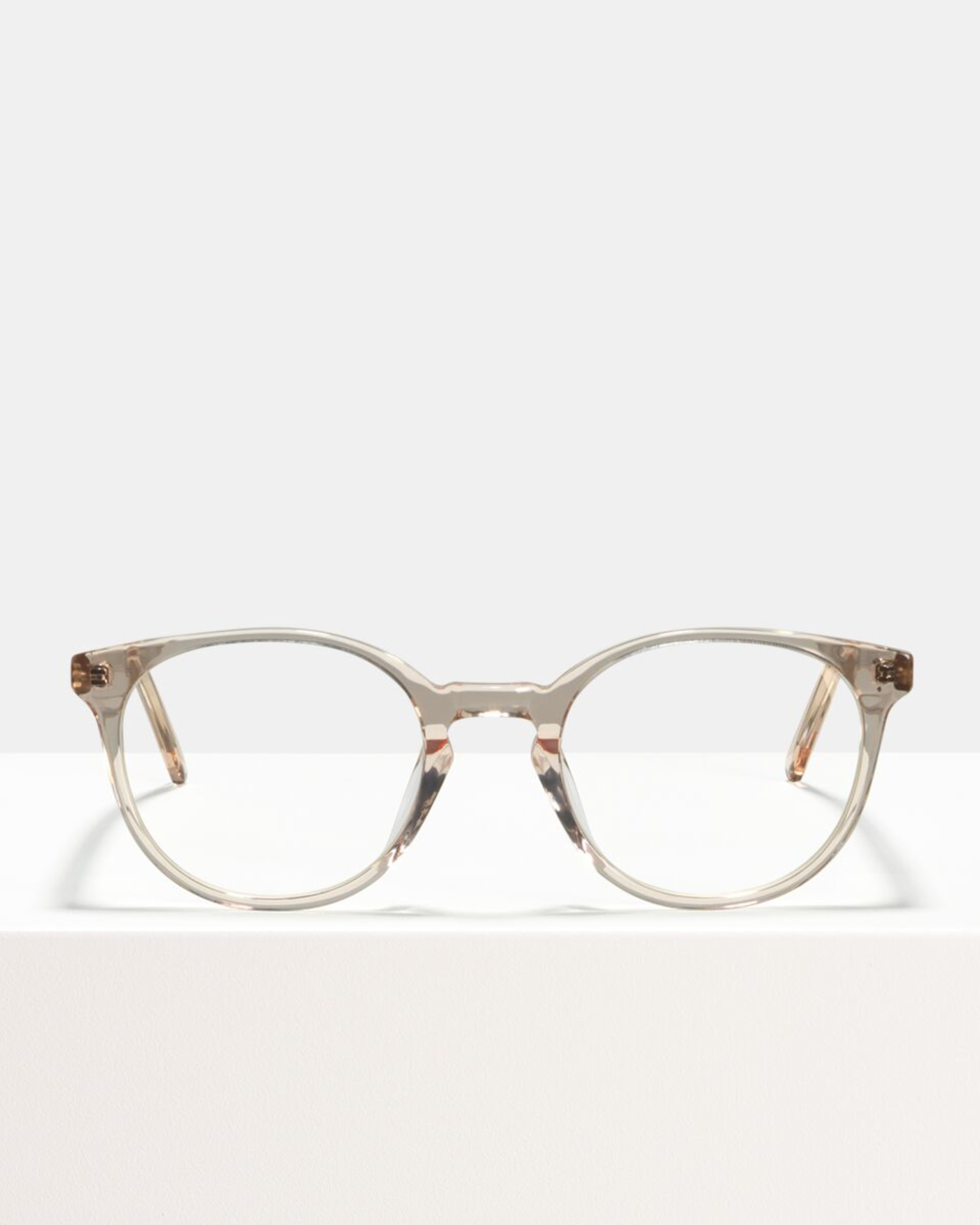Ace & Tate Glasses | rond acetaat in