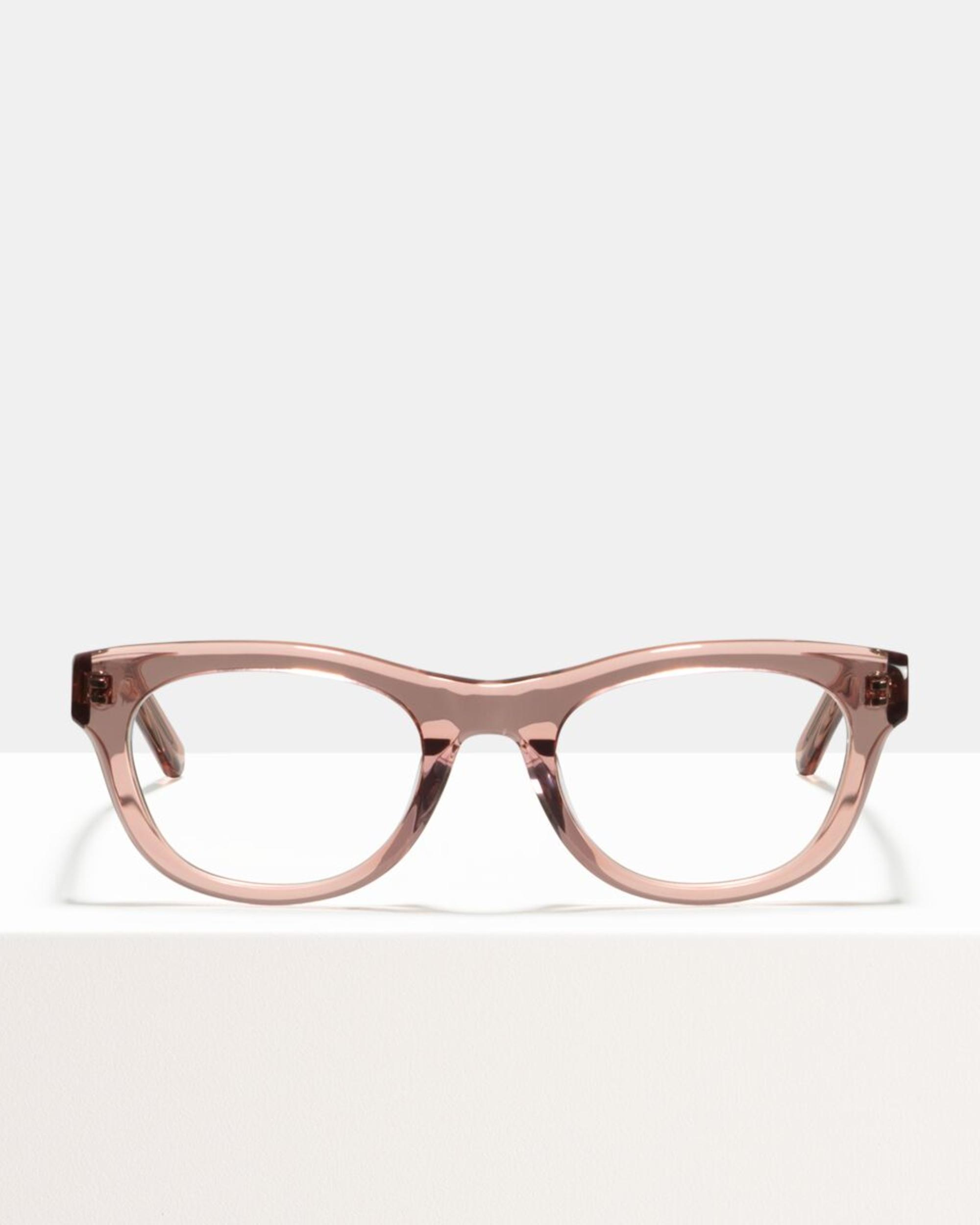 Ace & Tate Glasses |  acetaat in Roze