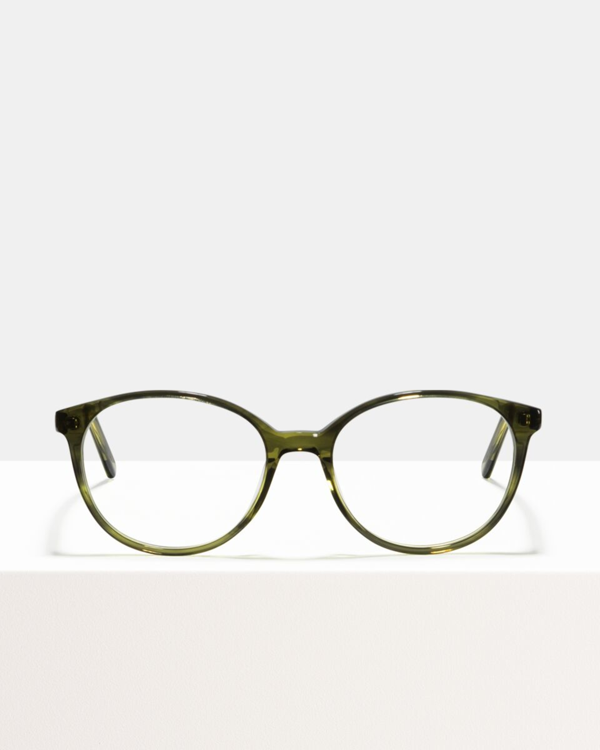 Ace & Tate Glasses |  acetate in Green