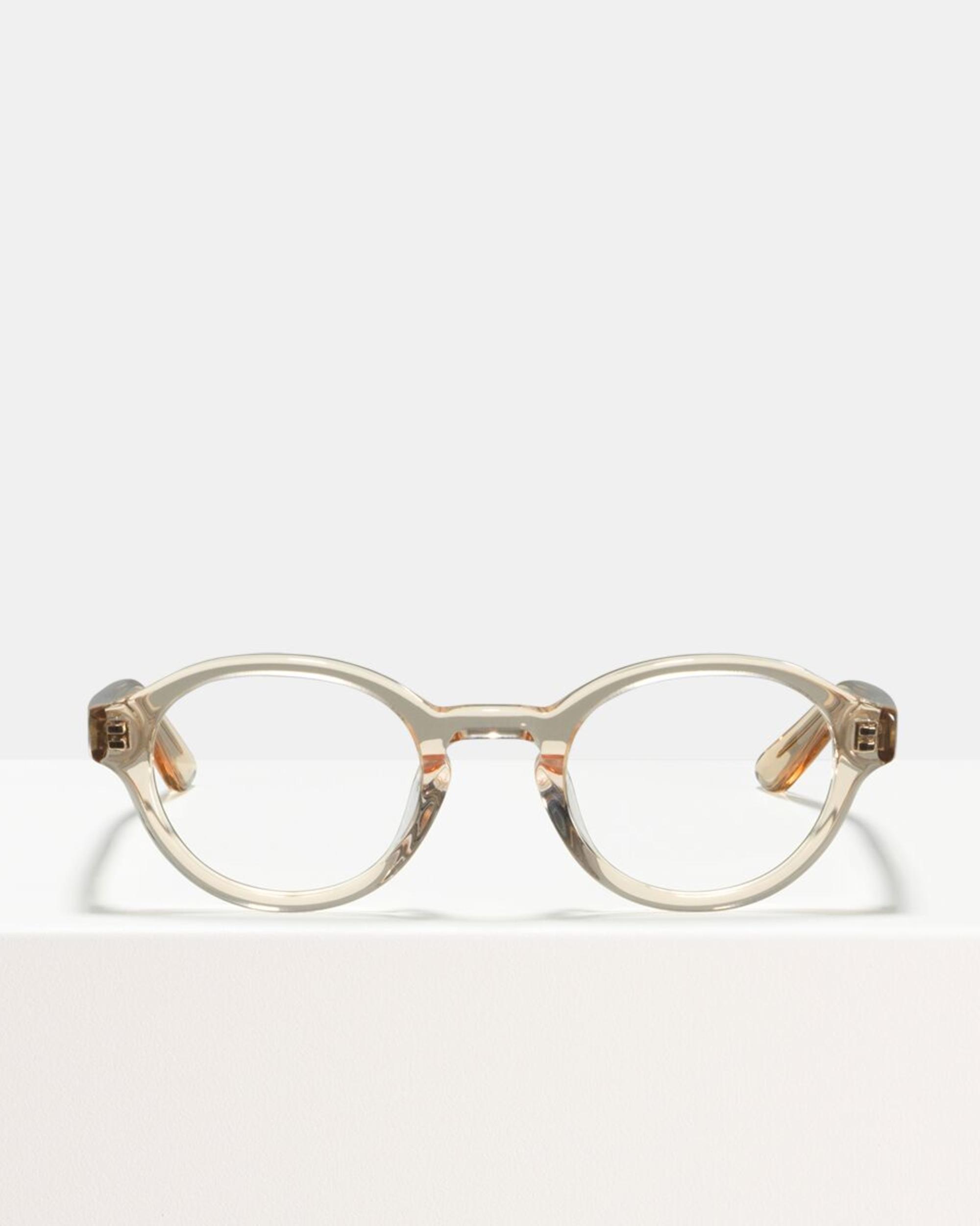 Ace & Tate Glasses |  acetaat in Doorzichtig