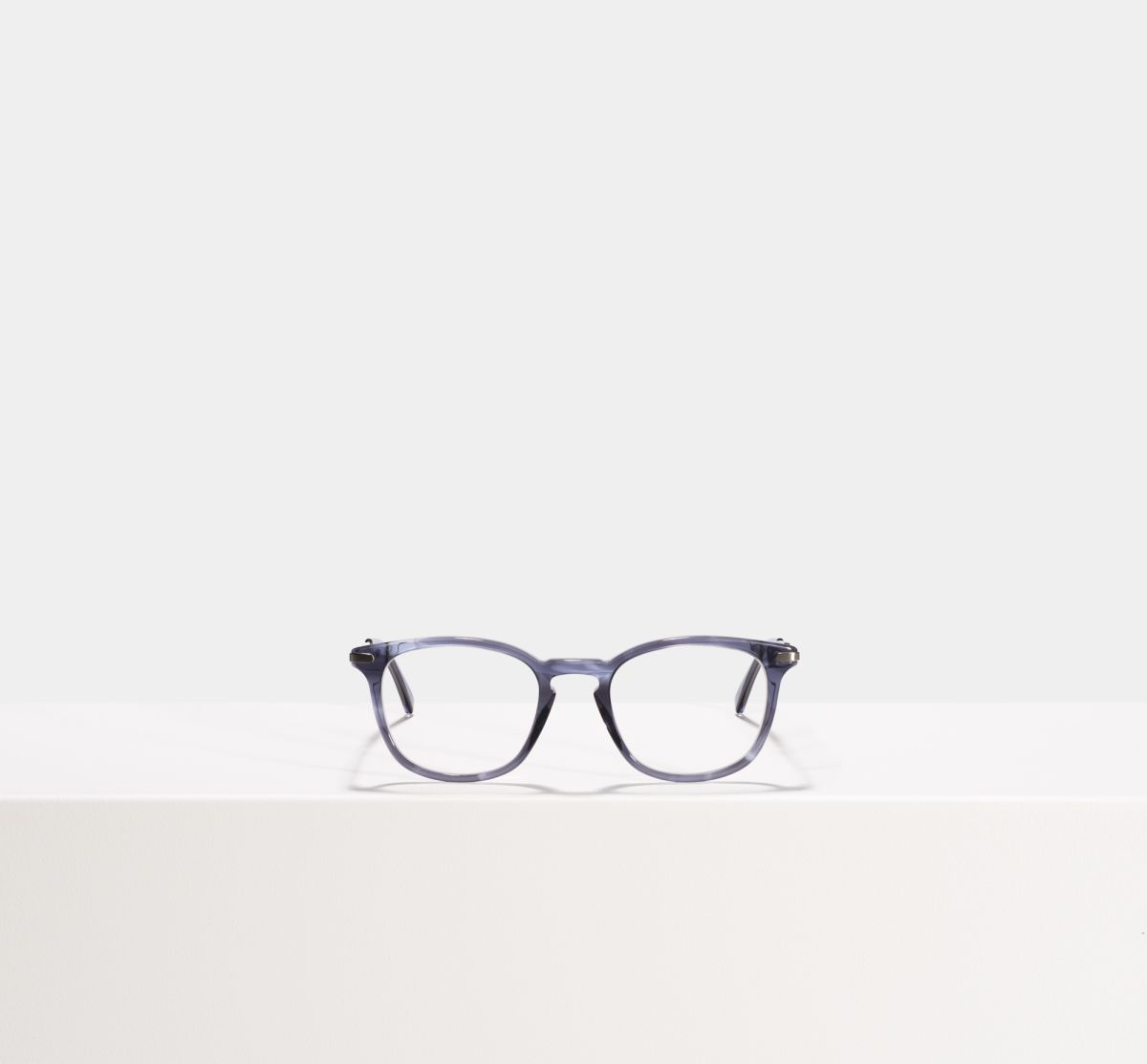 Dylan vierkant metal,combi glasses in Monsoon by Ace & Tate