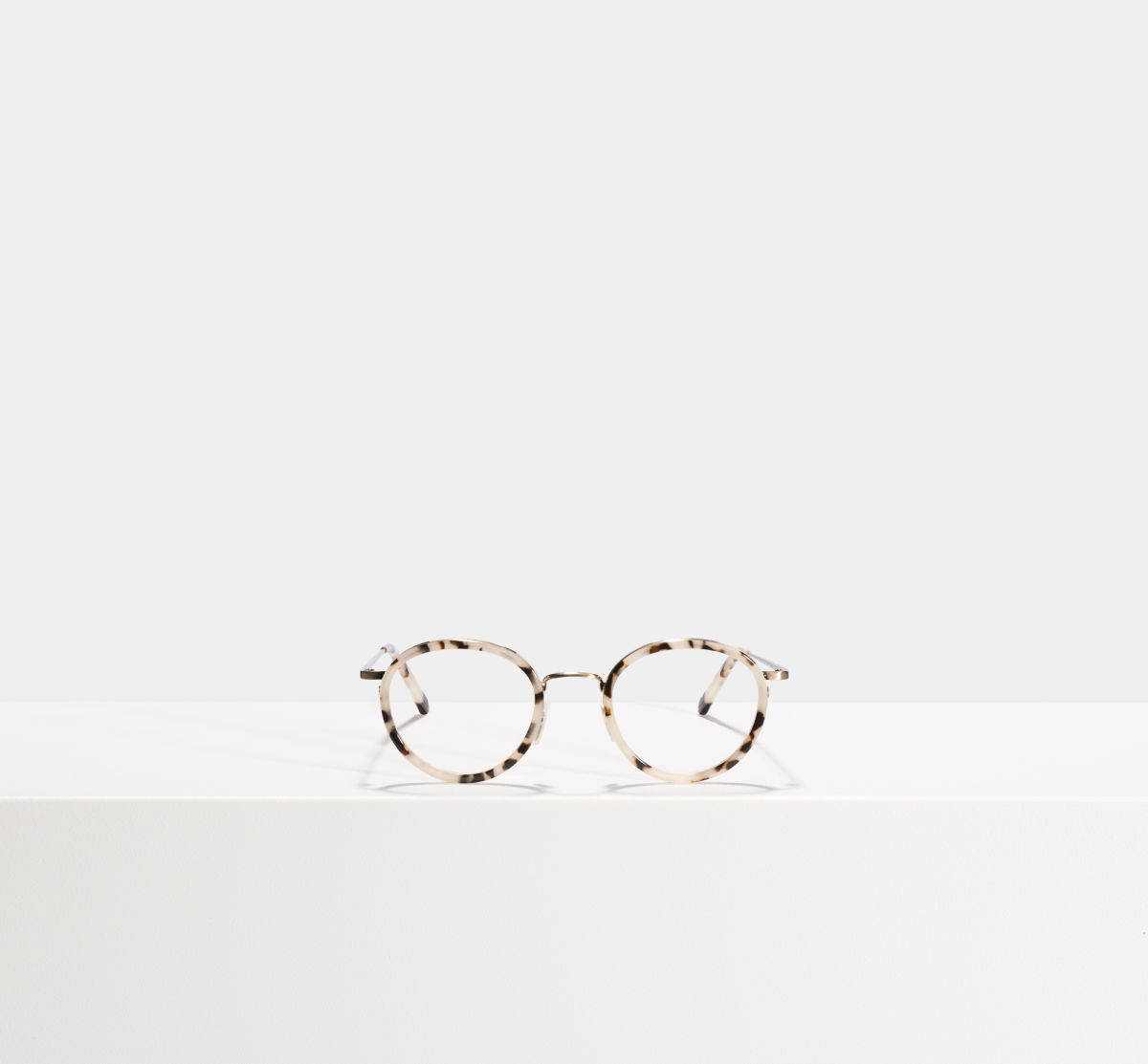 Tyler rund metal,combi glasses in Space Oddity by Ace & Tate