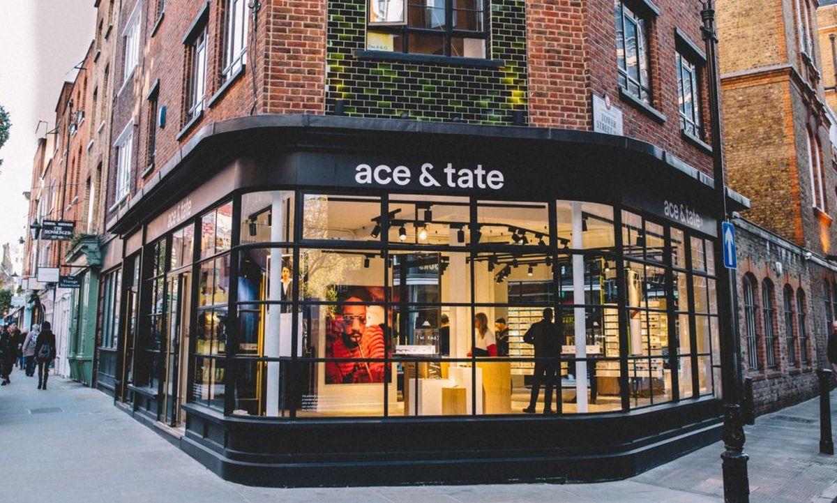 Earlham Street, London   Ace & Tate