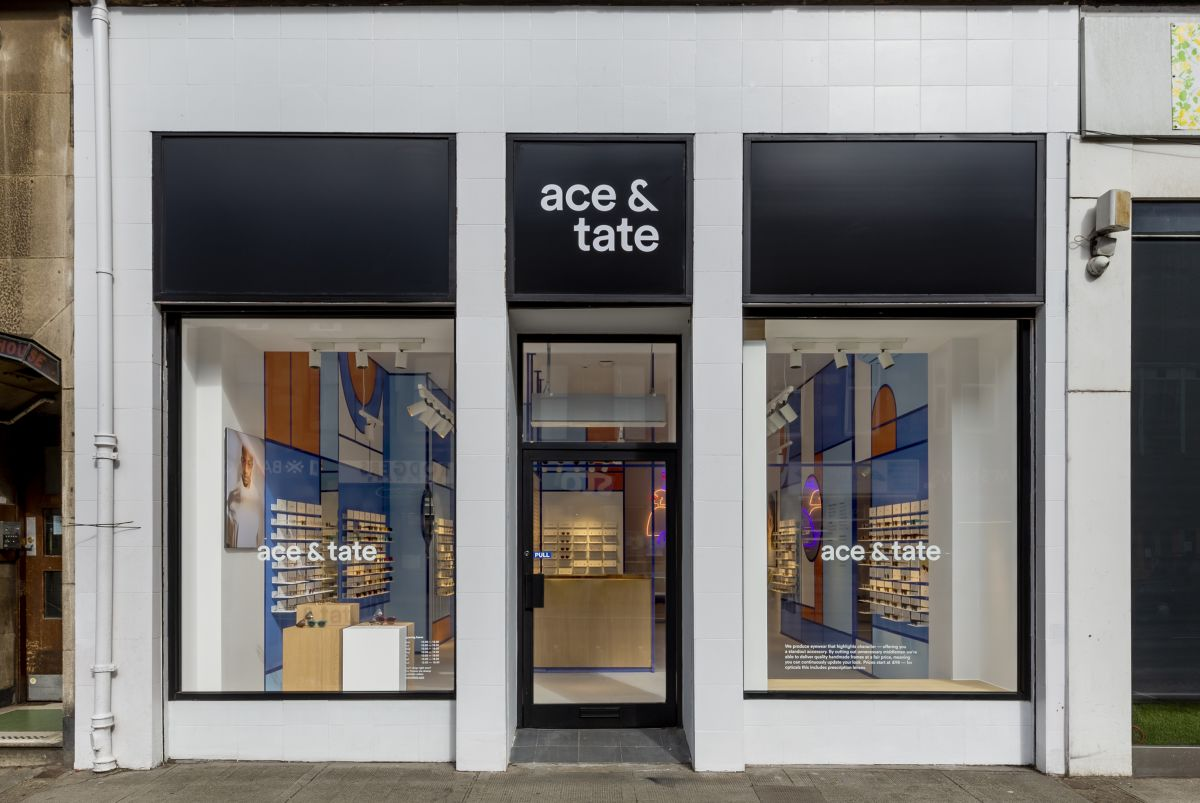 Our Glasgow Store On Byres Road Ace Tate